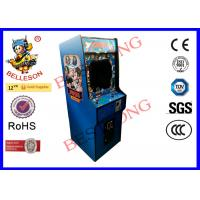 19 inch LCD Screen 2 Players Popeye  upright arcade game machine  with Free credit button Coin operated for clubs Manufactures