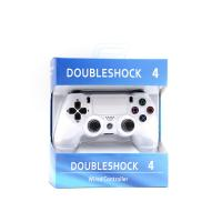 China Wired PS4 Controller / Game Controller Gamepad With ABS Plastic Material on sale