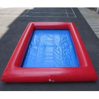 Summer Fresh Inflatable Water Toys PVC Inflatable Pool Customized Manufactures