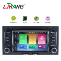 Multi - Language Vw Touareg Dvd Player , 32 GB Flash Vw Touran Dvd Player Manufactures