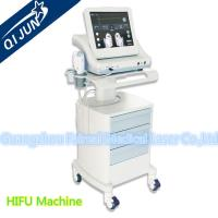 Portable High Intensity Focused Ultrasound HIFU Equipment 15 Inch For Beauty Salon Manufactures