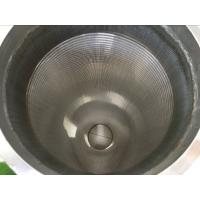 WEDGE WIRE CONE SCREEN Manufactures