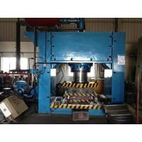 """Quality 25Mpa Heavy Duty Hydraulic Press Machine Double Action PLC Control Processing Size 2""""-8"""" for sale"""