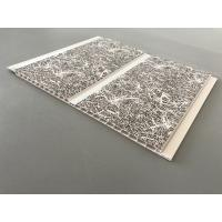 Quality Silver Line Interior 10 Inch Decorative PVC Panels For Ceiling Construction for sale