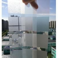 China Waterproof Self Adhesive Window Film Anti - Dazzle Anti - Scratch For Office on sale