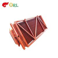 Power Plant Gas Fired Boiler  Boiler parts Corrosion Resistance Condensing Economizer steel Material Manufactures