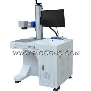 China CNC Laser Marking Machine Metal Fiber Laser Engraving Kit on sale