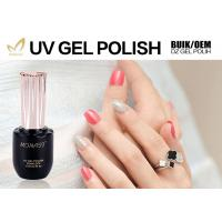 Healthy All In One Gel Nail Polish , One Step UV Gel Polish No Chipping Manufactures