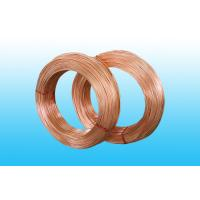 Copper Coated Bundy Tube 6mm X 0.65 mm , GB/T 24187-2009 Standard Manufactures