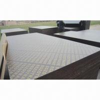 Black/Brown/Red Faced Plywood for Construction, Comes in 1,220 x 2,440mm, 12/16/18/21mm  Manufactures