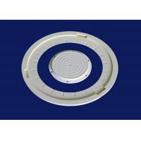 China Picking Up Arm Semiconductor Ceramic Ring with Vacuum Slot OEM on sale