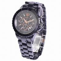 Ceramic Watches with Black/White Dial Manufactures