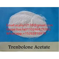 China Trenbolone Acetate Powder Lean Muscle Building Tren Anabolic Steroid CAS 10161 34 9 pure 99.9% on sale