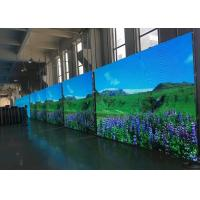 P2.6 Seamless Front Access LED Display Indoor With Ultra Slim And Ultra Viewing Experience Manufactures