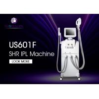 Buy cheap Vertical Laser Body Hair Removal Machine SHR IPL With CE Certificate from wholesalers