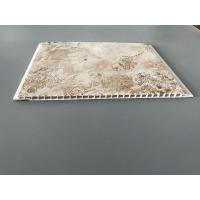 Quality Transfer Printing Pvc Marble Wall Panels , Decorative Wall Tile Panels for sale