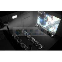 Quality Popular Large 4D 9D XD Theater with lighting / vibration simulator for amusement for sale