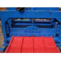 Quality 5.5kw Automatic 840mm effective Glazed Tile roof sheet Roll Forming Machine for sale