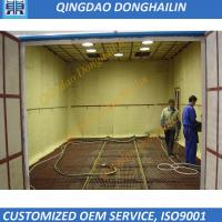 Automatic Sand blasting booth Manufactures