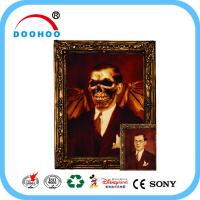 Custom Printing 3D Lenticular Poster and Flip Change Image High Definition Manufactures