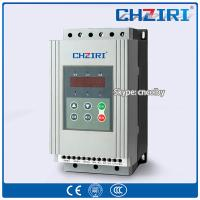 Quality CHZIRI 37KW 55KW AC motor soft starter CE CCC ISO9001 approved soft start soft for sale