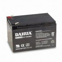 Sealed Lead-acid Battery with 12V Nominal Voltage and 12Ah Rated Capacity Manufactures