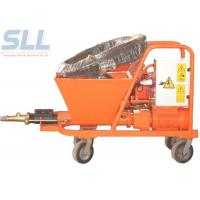 Wall Wet Mortar Gun Cement Plastering Machine Mortar Spraying Plastering Tool Manufactures