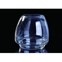 Popular Custom Candle Glass Containers Crystal Glass Candle Vessels For Decoration Manufactures