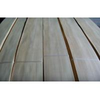 0.5 mm Anegre Quarter Cut Veneer For Plywood Without Figure Manufactures