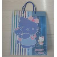 Printed 210gsm Luxury Art Paper Clothing Shopping Bag With PP Handle Manufactures