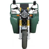 150cc 200cc Cargo Tricycle Three Wheel Motorcycle / Electric Tricycle Green Environment Protected Manufactures