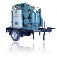 ZJA Double Stage Insulation Oil Cleaning Equipment,Transformer Oil Filtration Machine Manufactures
