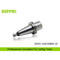 Quality CNC curving and milling Tool Holder , ISO25 Tool Holder Ultra High Speed And for sale