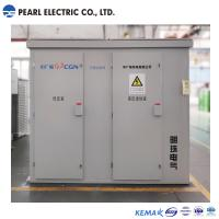 35 kv padmounted transformers with low operating cost Manufactures