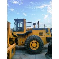 China 2014 second-hand loaders for sale koamtsu Used  Wheel Loader china front end loader on sale