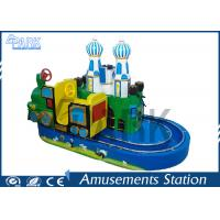 300W Train Ride Coin Operated Arcade Machines Indoor Entertainment For Shopping Mall Manufactures