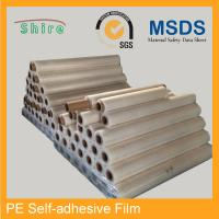Commercial Door Protector Film , Clear Protective Film Tape For Building Material Surface Manufactures
