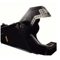 Scrap Metal Caterpillar Excavator Attachments 360 Degree Rotary With Clamping Groove Manufactures