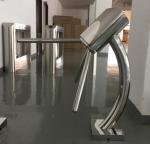Unique round head european design tripod turnstile Manufactures