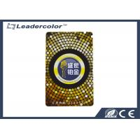 Radio Frequency Identification RFID Loyalty Cards / 13.56 Mhz RFID Card Manufactures