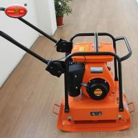 Small Handheld Road YMC90 5.5hp Plate Compactor With Engine GX160 Manufactures