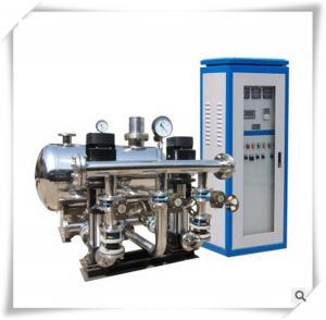 Horizontal Diaphragm Water Storage Pressure Expansion Tank 600 Liter Stainless Steel Manufactures