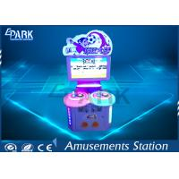 Ball Shooting Redemption Game Machine Indoor Game For Amusement Park Manufactures