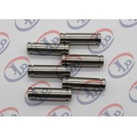ø6*21mm CNC Milling Machine Parts Metal Supported Parts With Grooves At Both Ends Manufactures