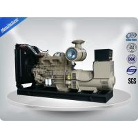 180Kva Prime Power Cummins Open Diesel Generator Water-cooled With 4 Wires Connection Manufactures