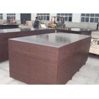 brown film faced plywood, combi core, hardwood core, wbp glue, formwork for construction, CE FSC ISO9001 Manufactures