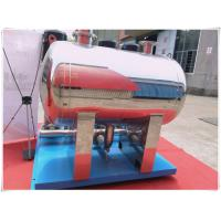 Food Grade Rubber Diaphragm Pressure Tank Carbon Steel Material High Pressure Manufactures