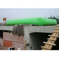 Construction Site Collapsible Water Storage Tank , Water Pressure Tank Bladder Foldable Manufactures