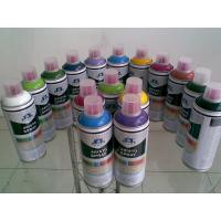 Professional Artist Graffiti Spray Paint / DIY Art Paint for Glass or Car High Grade