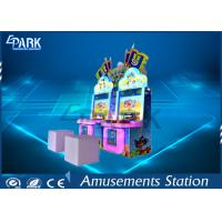 Quality Drum VS Piano Music Arcade Dance Machine Coin Operated For Tourist Attractions for sale